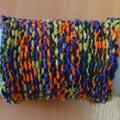 вариант шкуры вязаной змеи