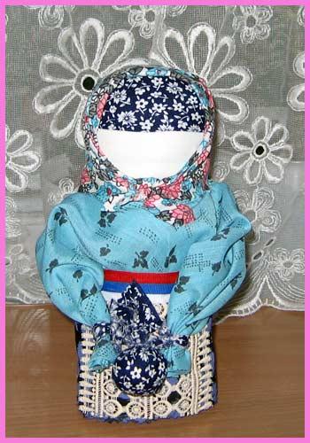 Обережная кукла - Берегиня дома
